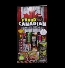 Proud Canadian Kit - 106 Shots