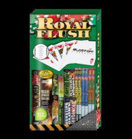 Royal Flush Fireworks Kit - 86 Shots