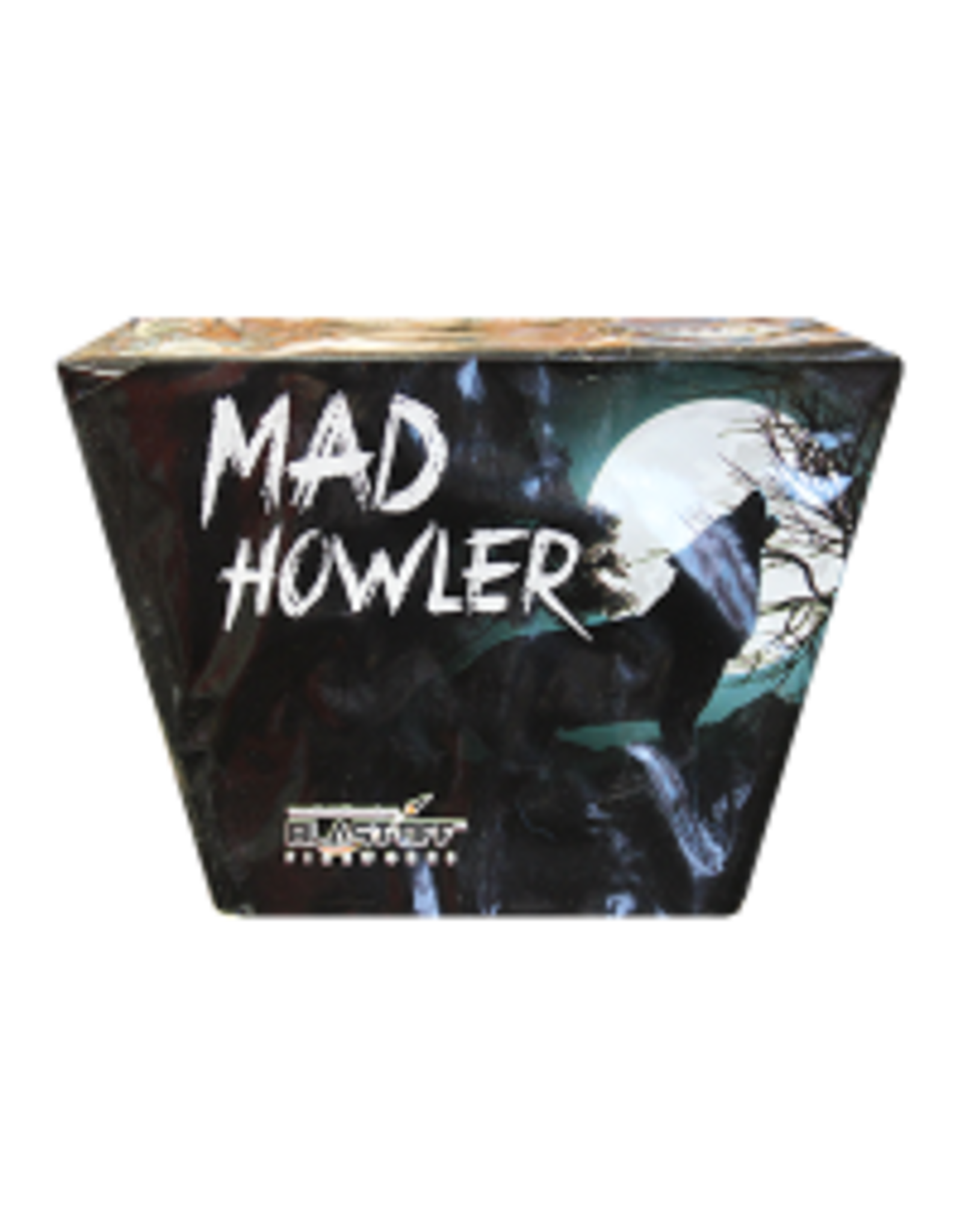 Mad Howler Fireworks Cake 25 Shots