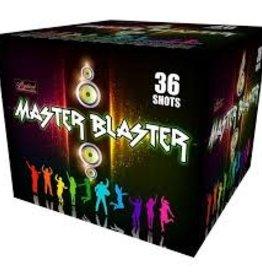 Mystical Fireworks Master Blaster Fireworks Cake 36 Shots