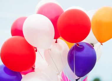 Single/Loose Latex Balloons