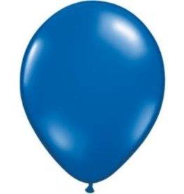 "Sapphire Blue 12"" Latex Singles"