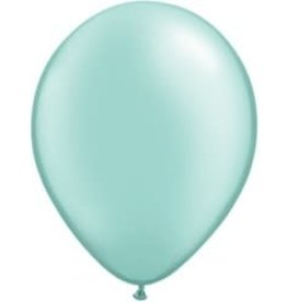 "Pearl Mint Green 12"" Latex Singles"