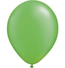"Pearl Lime Green 12"" Latex Singles"