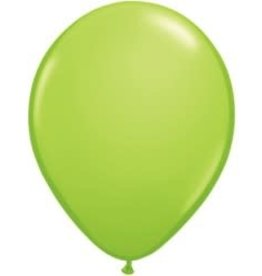 "Lime Green 12"" Latex Singles"