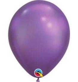 "Chrome Purple 12"" Latex Singles"