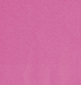 Hot Pink Beverage Napkins 50 pk