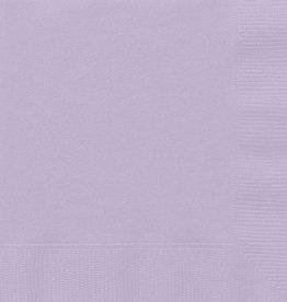 Lavender Beverage Napkins 50pk