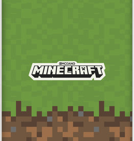 "Minecraft Rectangular Plastic Table Cover 54""x84"""