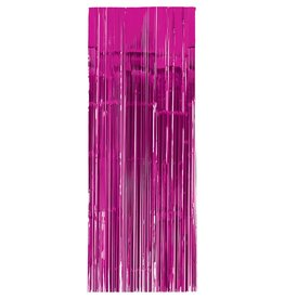 Hot Pink Door Curtain 3FT x 8FT