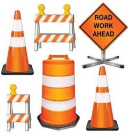 Road Crew Cutouts 6ct
