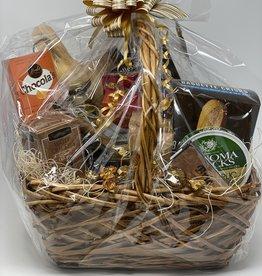 Holiday Cheer Gourmet Gift Basket