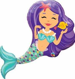 "38"" Mermaid Mylar"