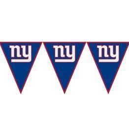 Giants NFL Team Pennant Banner 12Ft