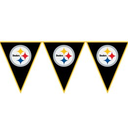 Steelers NFL Team Pennant Banner 12FT