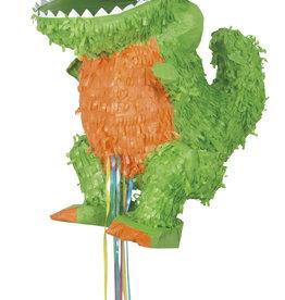 Dinosaur T-Rex 3D Pull Pinata