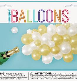 Champagne Air Balloon Kit