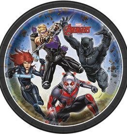 Avengers Dessert Plates 8ct
