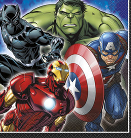 Avengers Luncheon Napkins 16ct