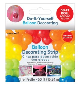 Balloon Strip 50FT Roll