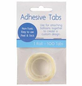 Adhesive Tabs 100ct