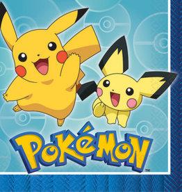 Pokemon™ Luncheon Napkins, 16ct