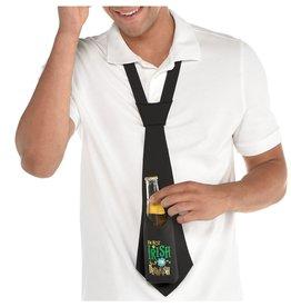St. Patrick's Day Drinking Tie