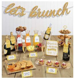 'Let's Brunch!' Mimosa Bar Kit 14ct