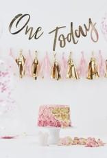 1st Birthday Cake Smash Kit, Pink
