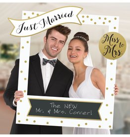 Wedding Customizable Giant Photo Frame