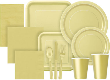 Large Solid Square Plates