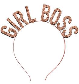 """""""Girl Boss"""" Headband"""