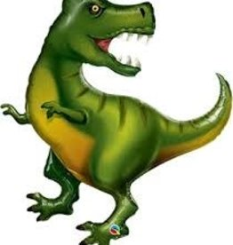 """Tyrannosaurus Dinosaur Foil Balloon 42"""""""