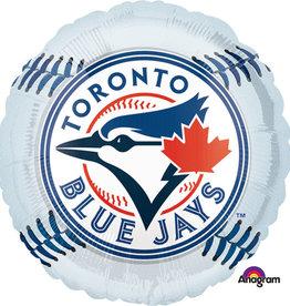 """Toronto Blue Jays Foil Balloon 18"""""""