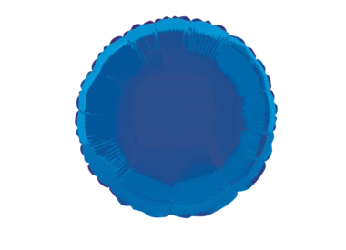 Solid Colour Round Shaped Mylar Balloons
