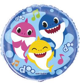 "Baby Shark 18"" Foil Balloon"