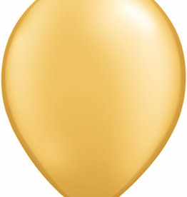 """Pearlized Gold 12"""" Latex Singles"""