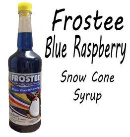 Snow Cone Syrup - Blue Raspberry, 1L