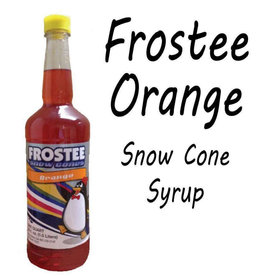 Snow Cone Syrup - Orange, 1L