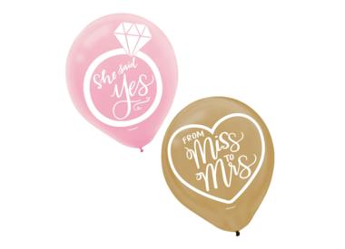 Wedding  & Anniversary Latex