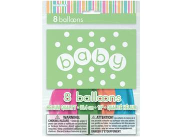 Baby Shower Latex