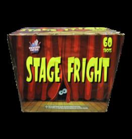 Stage Fright Fireworks Cake, 60 Shots