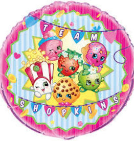 Shopkins Foil Balloon 18""