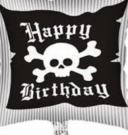 "Pirate 'Happy Birthday' 18"" Foil Balloon"
