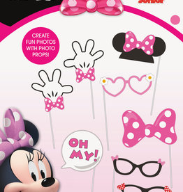 Minnie Mouse Props, 8ct