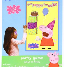 Peppa Pig Party Game, 2-8 Players