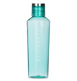 Turquoise Plastic 27oz Water Bottle - Customizable