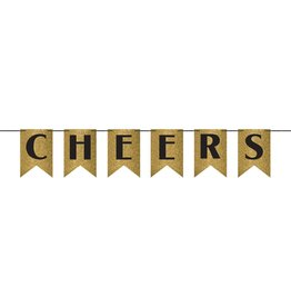 """'Cheers' Banner, 78"""""""