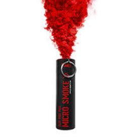 Red Smoke Grenade