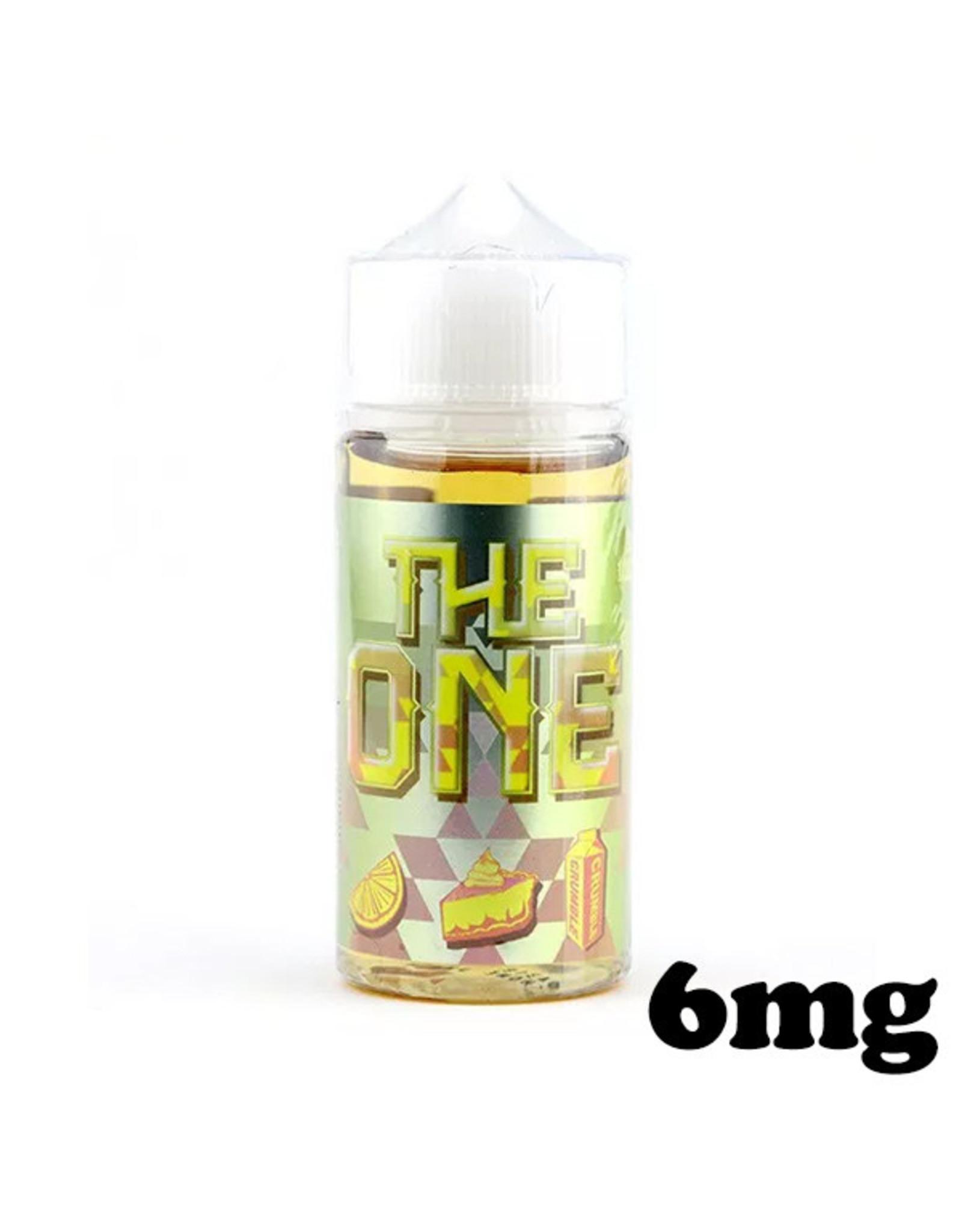 The One E-Liqui The One E-Liquid 100ML